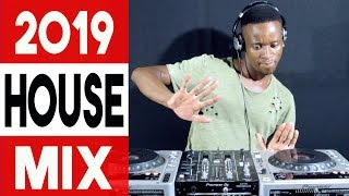HOUSE MUSIC LIVE MIX | 22 FEBRUARY 2019 | ROMEO MAKOTA