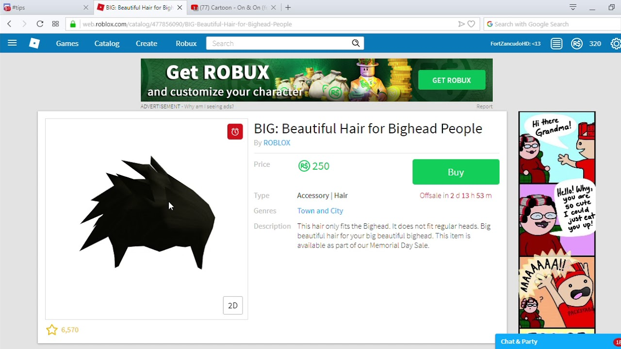 the big and the beautiful website