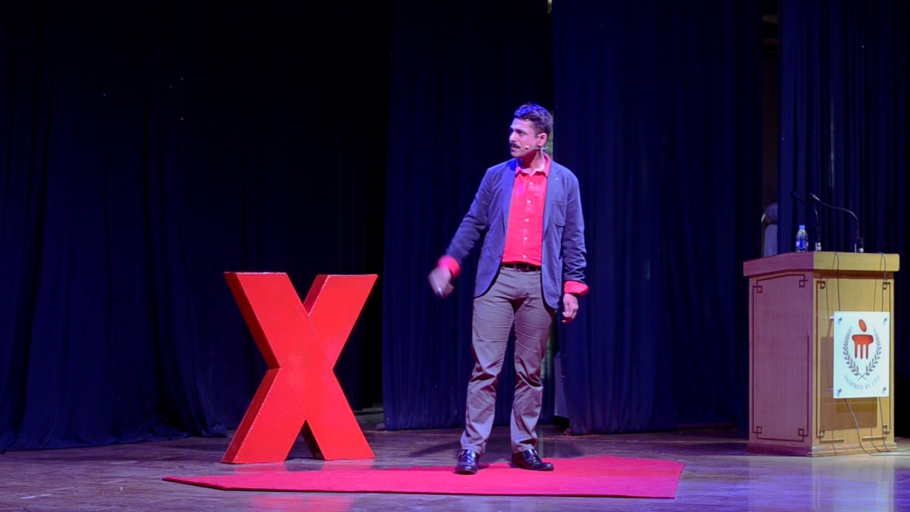 How Solar Power Can Help India Become A Super-power | Kunal Munshi |  TEDxSMIT