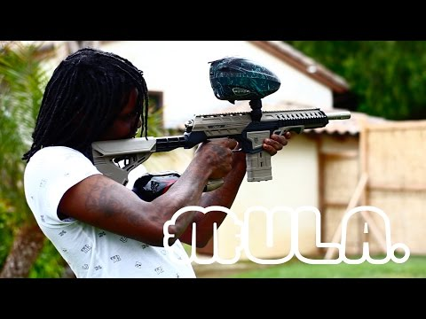 Chief Keef Paintball shootout Part 1 shot by @colourfulmula