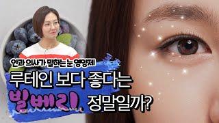 빌베리, 눈의 피로 개선 효과 진짤까?(feat. 공짜…