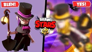 My New Custom Mortis Skin! - Happy Brawlloween! ????????- Brawl Stars