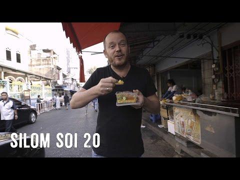 Street Food Traveller || Silom Soi 20