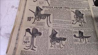 You gotta see This! 1906 Sears and Roebuck Catalog