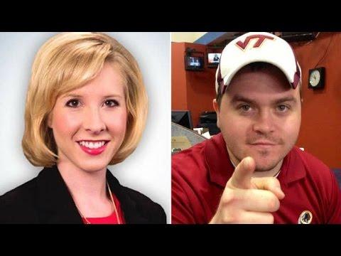 Virginia TV Journalists Shot Dead Live On Air
