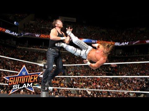 Dean Ambrose vs. Dolph Ziggler - WWE World Title Match: SummerSlam 2016, only on WWE Network