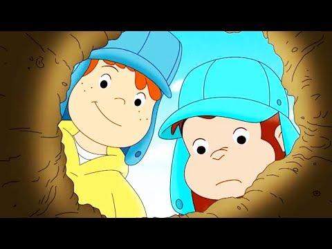 Curious George 🐵Oh Deer 🐵Kids Cartoon 🐵 Kids Movies 🐵Videos for Kids
