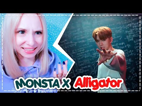 ПАСАНЫ С РАЙОНА! MONSTA X - ALLIGATOR MV REACTION/РЕАКЦИЯ | KPOP ARI RANG