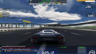 Trackmania United Forever (PC) Multiplayer Gameplay (HD)