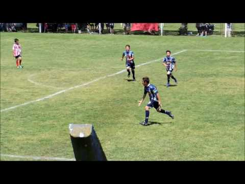 Gol de Mati Lucero (1-0 parcial) 10ma. Div. vs. San Martín