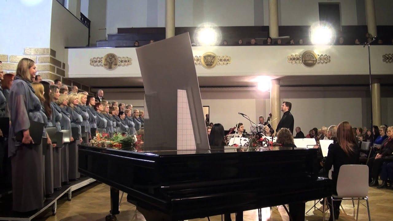 """00085 Ievads Ulda Stabulnieka piemiņas koncertam """"70 gadi ar Latviju"""". LVU aulā 21.11.2015"""