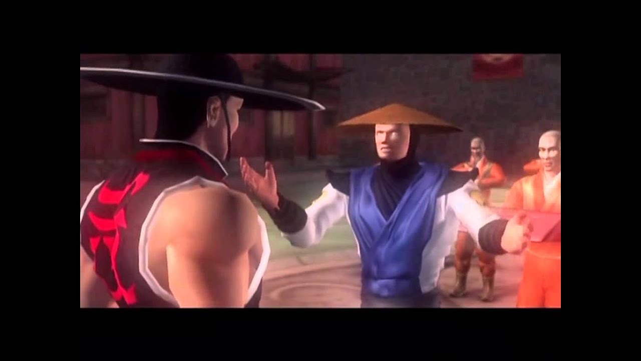 xbox longplay [012] mortal kombat: shaolin monks (part 1 of 4) (a