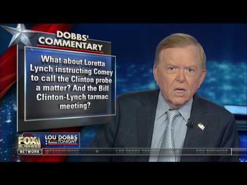 Lou Dobbs is angry about the corruption in the Mueller investigation
