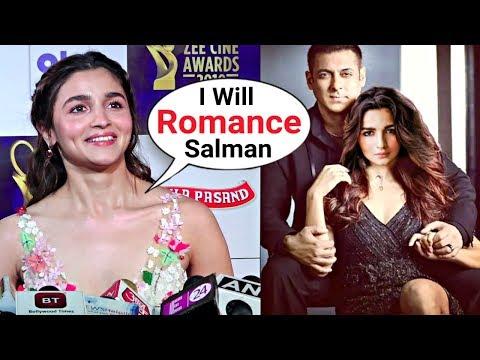 Alia Bhatt New Movie With Salman Khan Directed By Sanjay Leela Bhansali