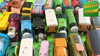 Thomas Collection Wooden Railway Train Toys For Children 托马斯小火车