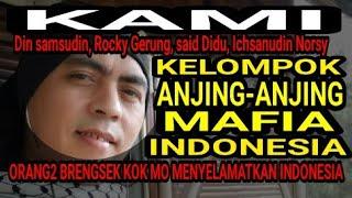 ORANG2 BRENGSEK KO MO MENYELAMATKAN INDONESIA? - GUS AA