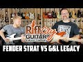 Download Fender Strat Vs G&L Legacy Shootout - Salutations America! MP3 song and Music Video