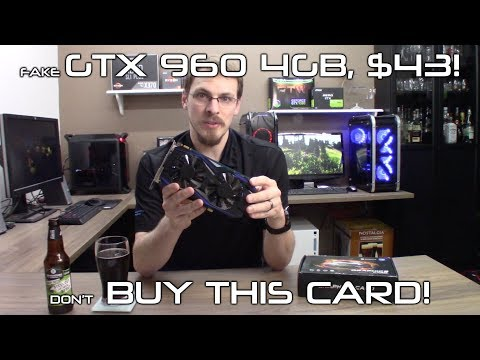 Knock-off GTX 960 4GB only $43!!!