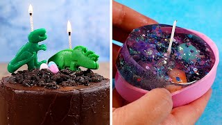 20 Fun Candle Crafts And DIYs