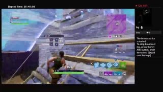 getm703oney's Live PS4 Broadcast fortnite battle royale