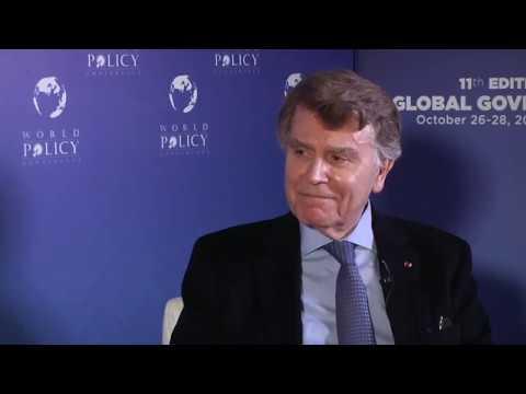 WPC 2018 - Thierry de Montbrial EN