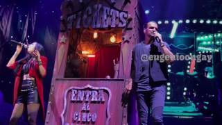 Ricardo Arjona - Fuiste Tú (feat. Suzy) [Circo Soledad Tour en Coliseo Yucatán, Mayo 15, 2017]