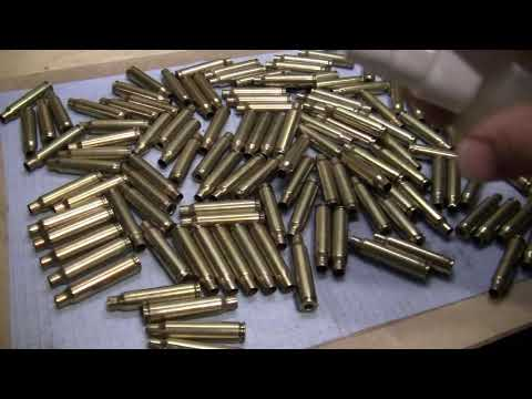 Reloading .223 Ammunition on a Single Stage Press