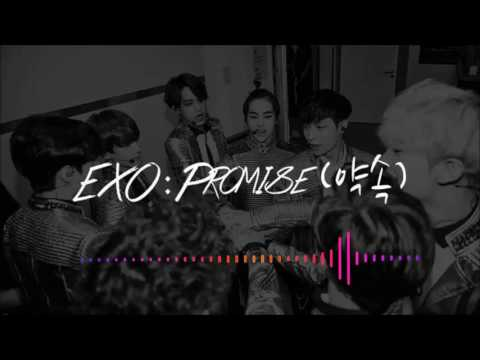 [Music box Cover] EXO - Promise