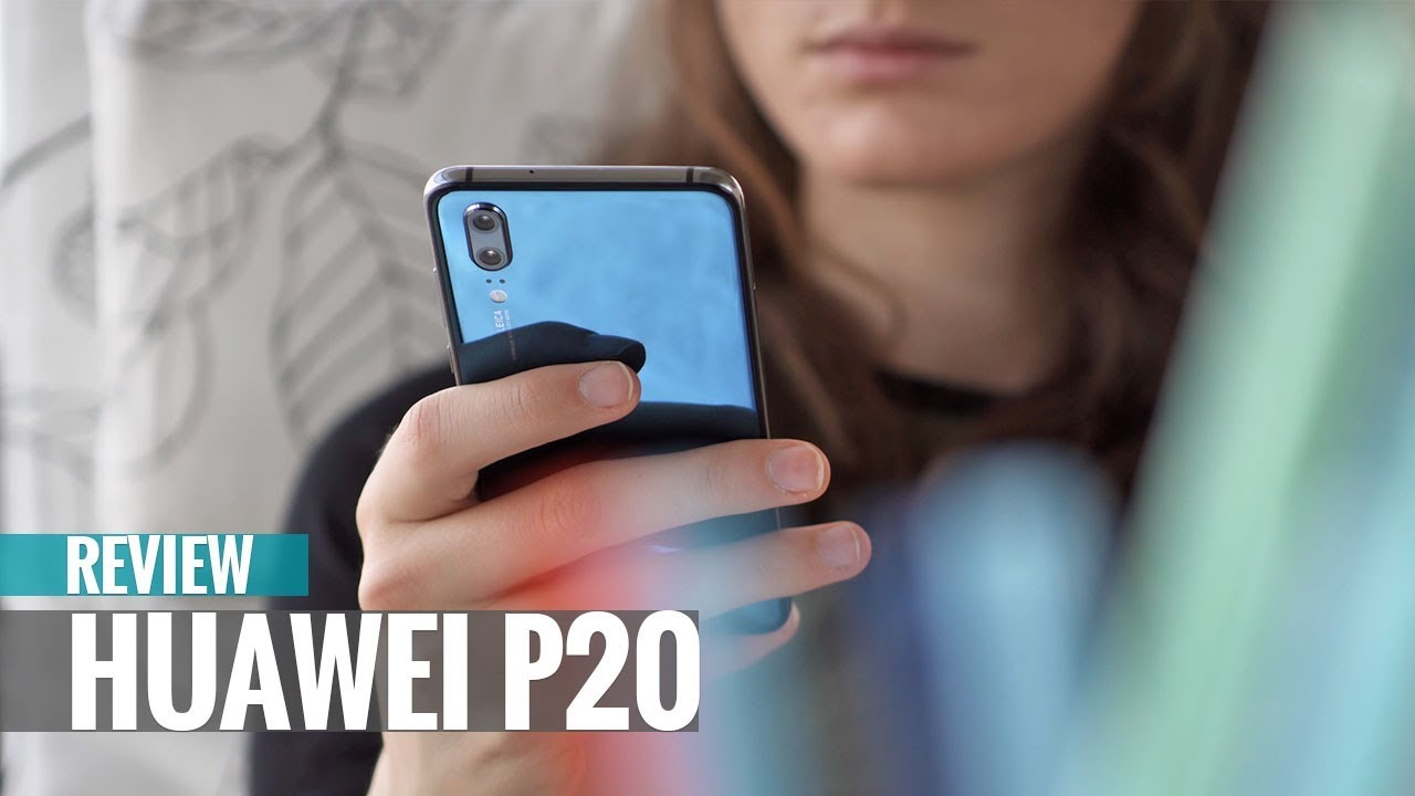 Huawei P20 - Full phone specifications