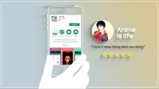 Animefy - Best Anime quotes app