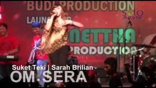 Suket Teki Sarah Brilian OM SERA Dangdut Koplo Terbaru 2016 Live THR Sriwedari Solo.mp3