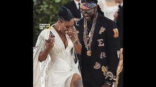 2Chainz Proposes During 2018 Met Gala!!! (But isn't he already married???)