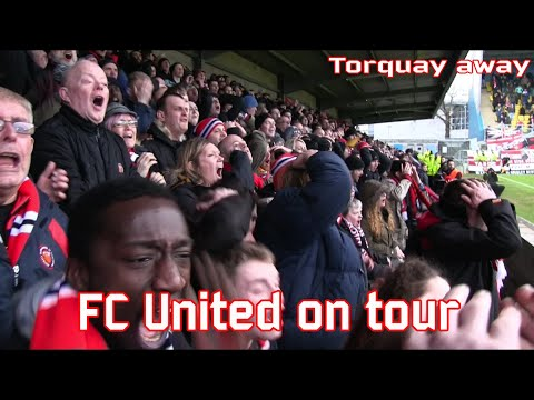 Torquay United - FC United of Manchester (Feb 7, 2015)