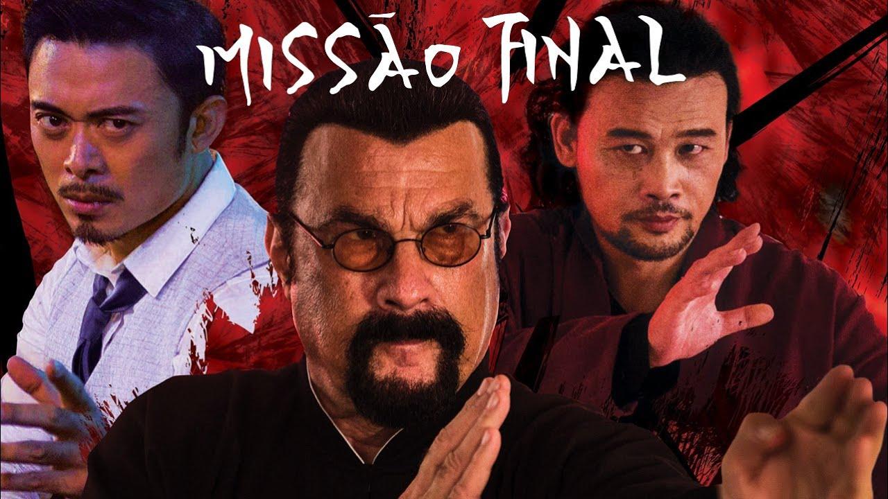 Missão Final (Attrition) 2019 - Trailer Legendado