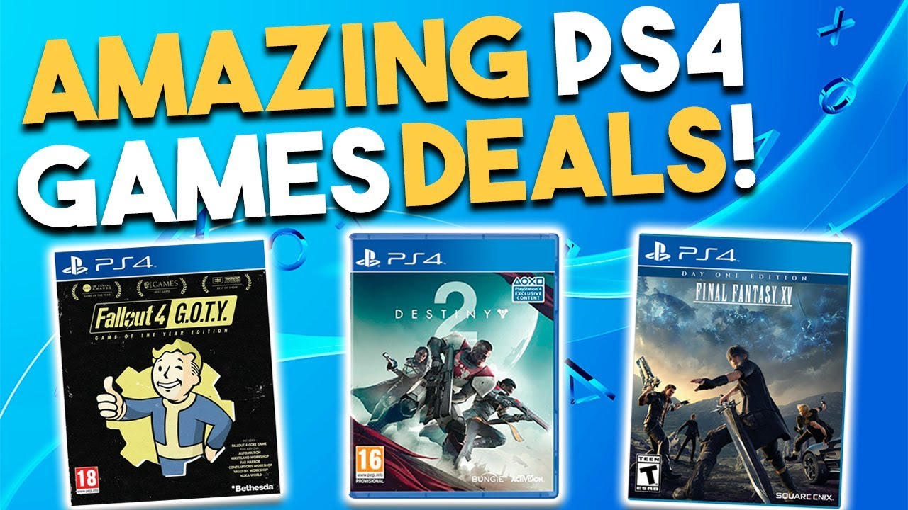 best ps4 games available now