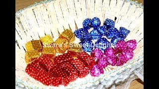 Flavoured Chocolates - Butterscotch Strawberry Black Currant/Homemade Chocolates/Assorted Chocolates