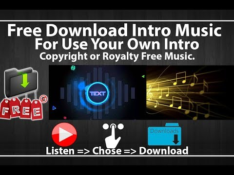 Download Royalty Free Intro Music| Listen, Chose & Download| Sound,Clips,Effects.