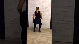 Wizkid ft. Skepta - Energy afro heels  dance