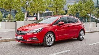 Opel Astra (2015) - Erste Fahrt im neuen Astra