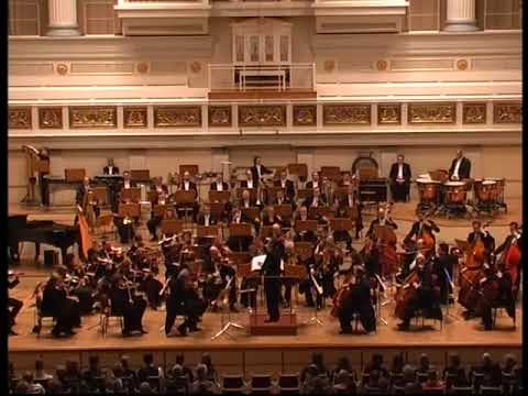 Berlin Konzerthaus Michael Woods Symphonic P. F.