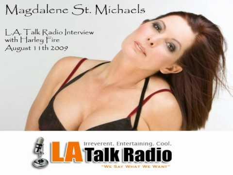 Magdalene St. Michaels - L.A. Talk Radio Interview Part 1