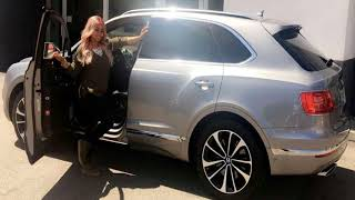 Blac Chyna flaunts NEW Bentley truck! The haters who said her car got repo'd are SILENT! LMAO!