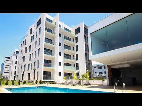 Goldkey Building Prestige: Fuseina Abu Presents Cantonments City in Accra by Goldkey Properties