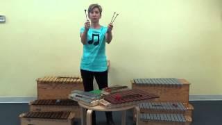 Orff with Lynn Kleiner pt 2: Glockenspiel Mallets