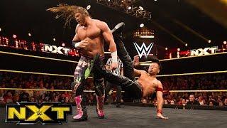 Shinsuke Nakamura vs. Buddy Murphy: WWE NXT, June 22, 2016