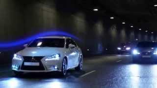Atėjo laikas LEXUS hibridiniams automobiliams