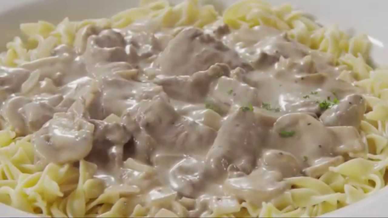 Easy Beef Stroganoff Recipe In 30 Minutes Youtube