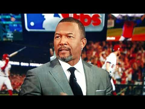 Pedro Martinez and Gary Sheffield great argument