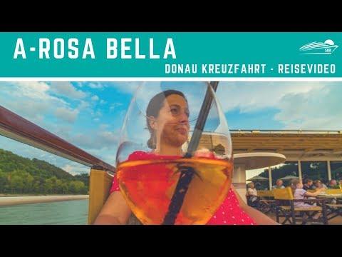 A-Rosa Donau Kreuzfahrt - Familienreise (A-Rosa Bella 2018) ✅