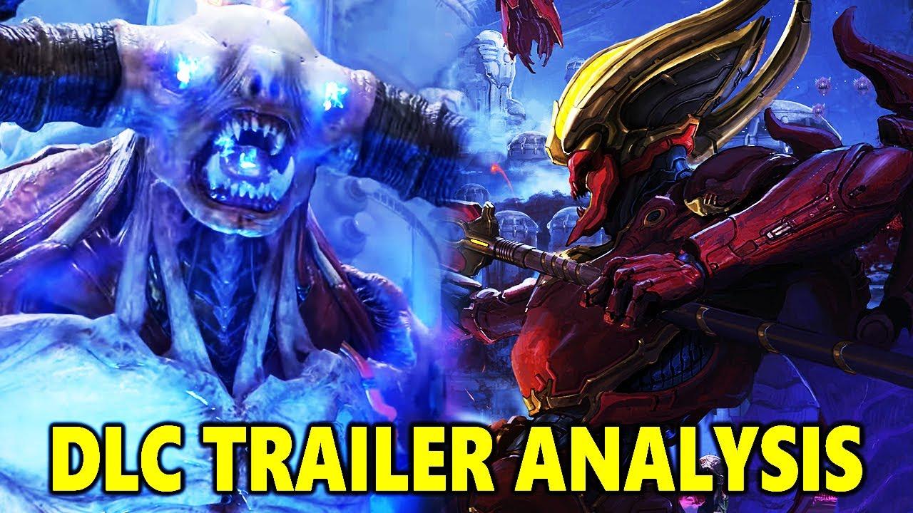 NEW Doom Eternal DLC Trailer Analysis! New Demons, Angels, Bosses And More! thumbnail